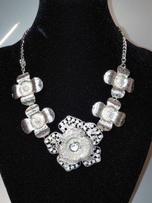 Collier argento