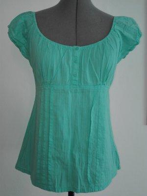 Ann Christine Blouse turquoise