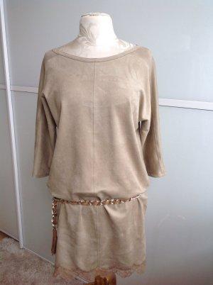 Eine Tunika-Kleid von Marc Cain