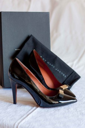 Eine wilde Silvesternacht! Marc Jacobs Pumps Highheels