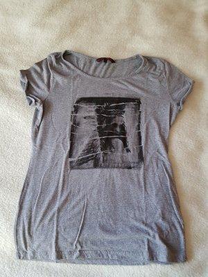 ... einfaches T-Shirt von Tom Tailor
