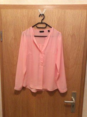 Einfarbige Blusen  Tunika