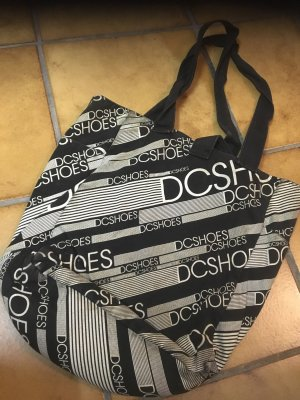 DC Shoes Pouch Bag black-white