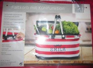 Basket Bag multicolored polyester