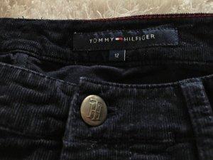 *Einmal getragene Cordhose von Tommy Hilfiger un dunkelblau*