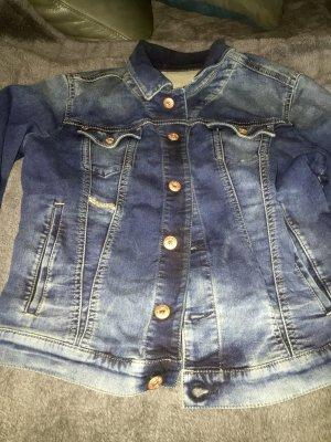 Einmal getragene Jeansjacke von Diesel
