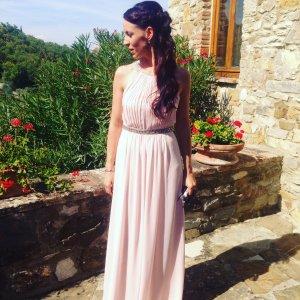 Einmal getragenes, sehr edles Kleid