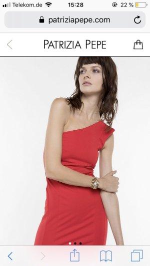 Einseitig Schulterfreies Kleid