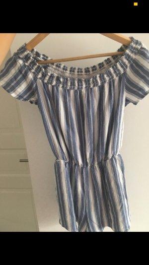 Hollister Off-The-Shoulder Dress multicolored