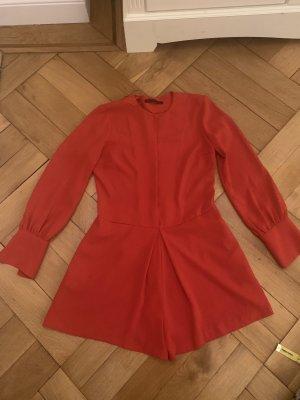 Zara Tuta rosso