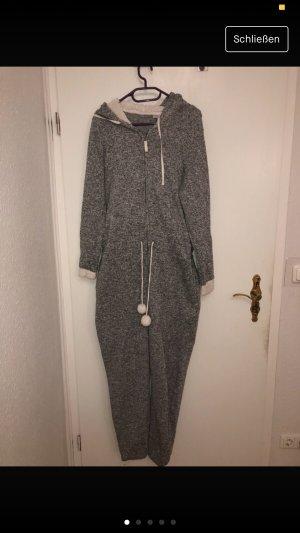Esmara Pyjama gris clair-gris