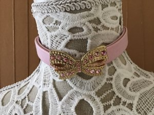 Collier Necklace gold-colored-light pink