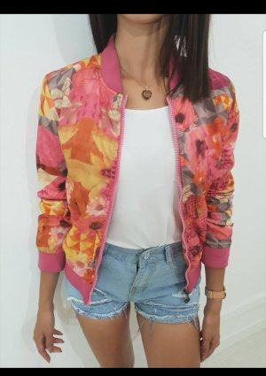 Fantasy Blouson aviateur multicolore