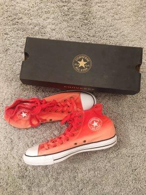 Einzigartige Ombre Converse Sneaker