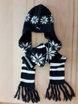 einzigartige Schal-Mütze von Puma