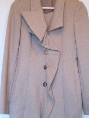 Hugo Boss Cappotto in lana multicolore