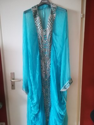 Caftan turquoise