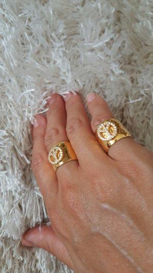 Einzigartiger Ring! Der moderner Hingucker ! Neu mit Etikett