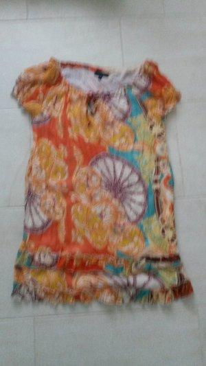Vestino Robe Hippie multicolore viscose