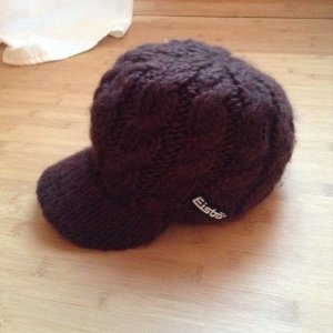 Eisbär Winter-Woll-Mütze