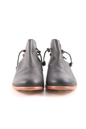 ekn Footwear Ankle Boots black-nude casual look