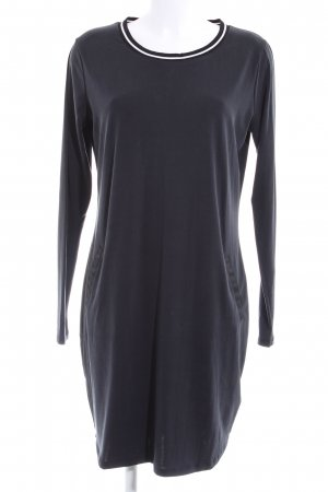 Eksept Tunic Dress blue casual look
