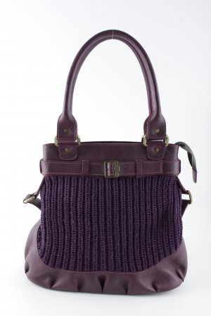 El Naturalista Carry Bag dark violet casual look