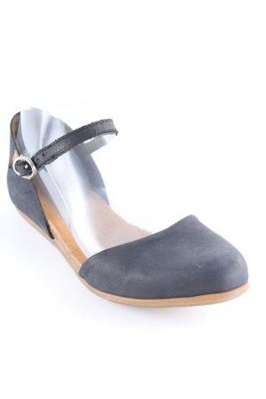 El Naturalista Riemchen-Sandalen beige-taupe schlichter Stil