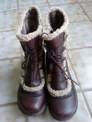 El Naturalista * Winter-Stiefelette * Boots* Gr. 41 *Neuwertig