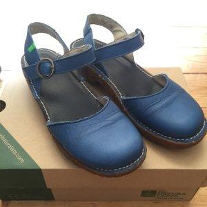 El Naturalista Sandalo con cinturino blu fiordaliso