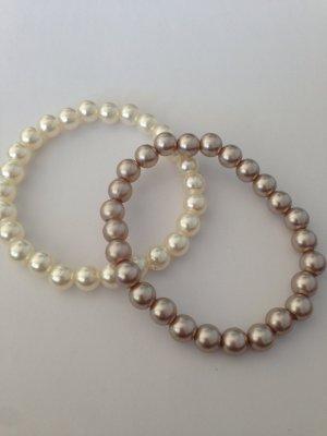 elastische Perlenarmbänder