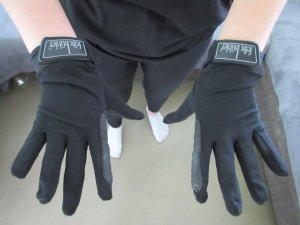 Elastische Reiterhandschuhe, neu