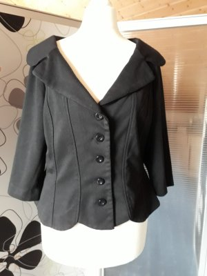 Shirt Jacket black