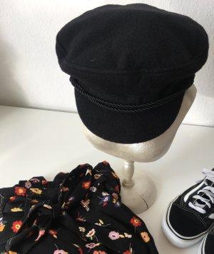 Gorra negro Algodón
