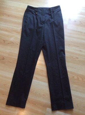 Elegance Anzughose Gr 36 schwarz