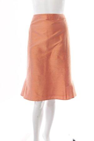 Elegance Bleistiftrock Apricot