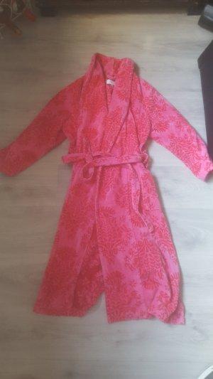 Classic Elegance Bata para baño rosa-rosa