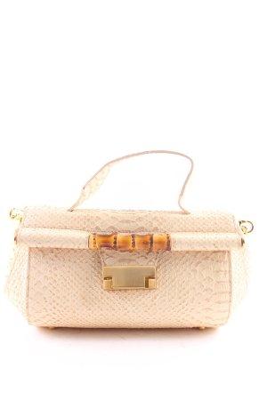 Elégance Handbag cream extravagant style