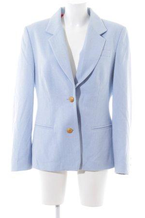 Elégance Paris Abito business blu stile professionale
