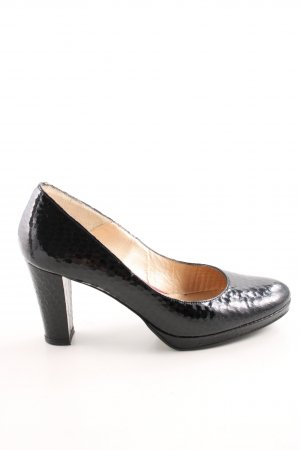 Elégance Paris High Heels schwarz Business-Look