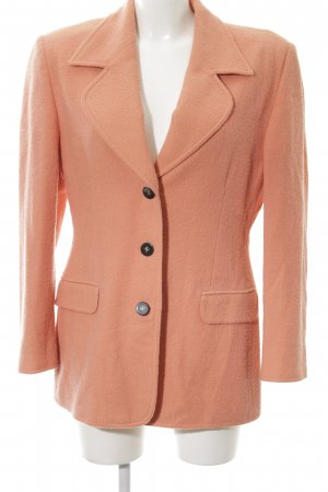 Elégance Paris Korte Jas licht Oranje zakelijke stijl