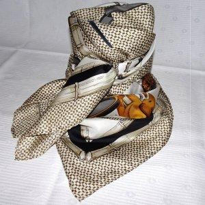Elégance Paris Silk Cloth multicolored silk
