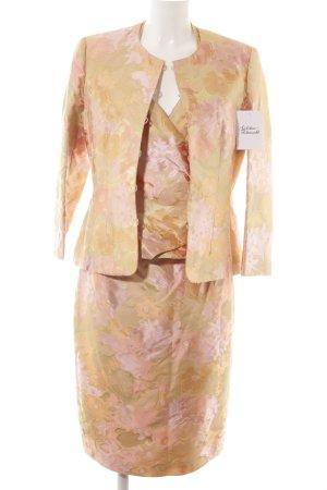 Elegance Prestige Kostüm abstraktes Muster Elegant
