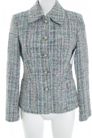 Elegance Prestige Knitted Blazer multicolored casual look