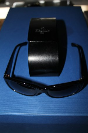 Elégance Paris Sunglasses black synthetic material