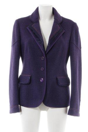 Elégance Knitted Blazer art pattern elegant