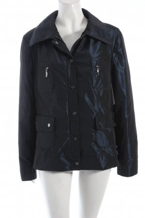 Elegance Übergangsjacke dunkelblau sportlicher Stil