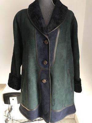 Elegance  Winterjacke , Lammfelljacke Größe  42/44, Vintage