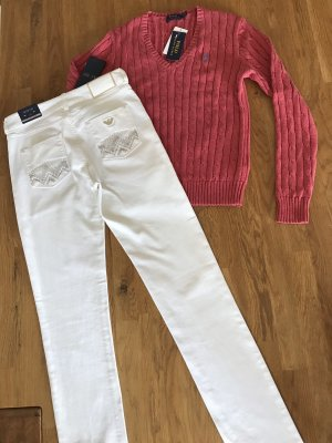 ~elegant & casual~NEU~ARMANI Jeans_Gr.28/28_offwhite-weiß