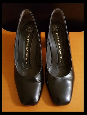 Peter Kaiser Chaussure de travail noir